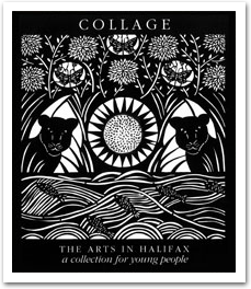 cover art for the book 'Collage'