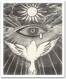 cover art for the book 'Tear in God's Eye'
