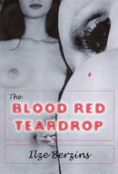 The Blood Red Teardrop cover